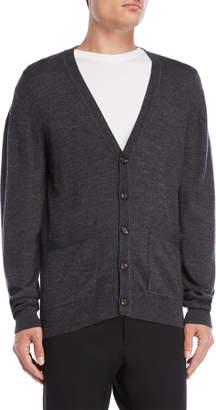 Quincy Classic Wool Cardigan