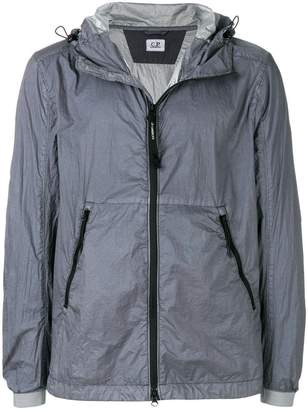 C.P. Company hooded rain jacket