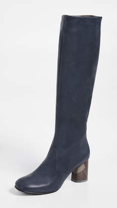 Coclico Lilac Tall Boots