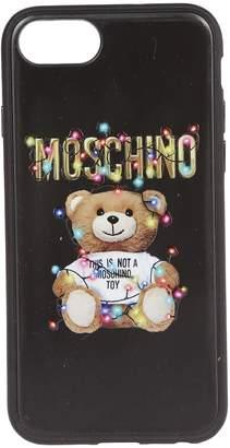 Moschino Iphone Signature Bear Case