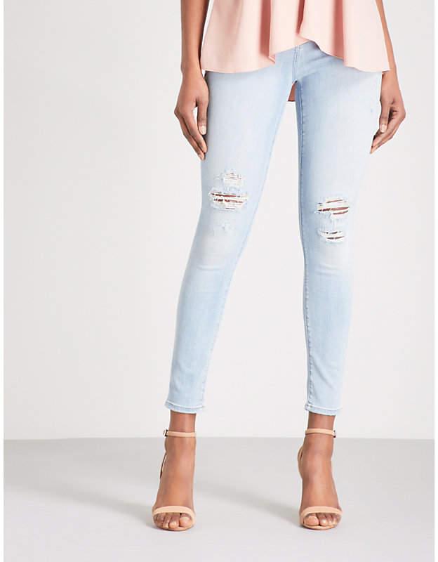 Alana skinny high-rise jeans
