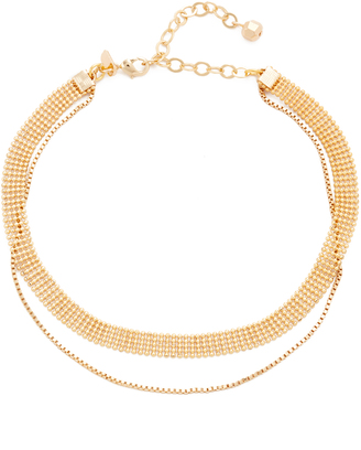 Vanessa Mooney The Hitchhiker Choker Necklace $60 thestylecure.com