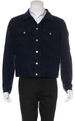 Helmut Lang Vintage Denim Trucker Jacket