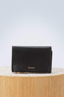 Repetto Leather wallet