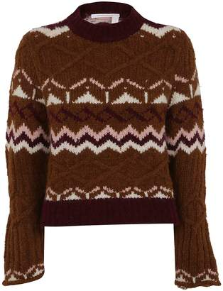 See by Chloe Knitted Pullover