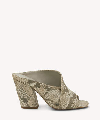 Sole Society GRAIBLE Criss Cross Mule