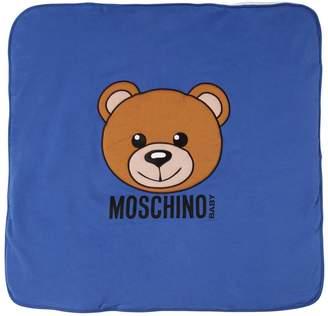 Moschino Padded Cotton Interlock Blanket