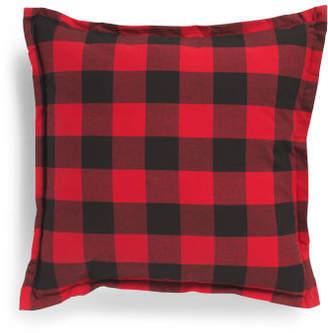 23x23 Buffalo Check Pillow