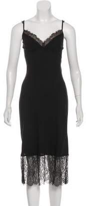 Diane von Furstenberg Margarit Silk Dress