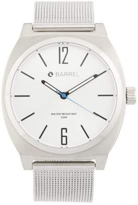 Barrel Wrist watch