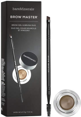 bareMinerals Brow MasterTM Brow Gel And Brush Duo