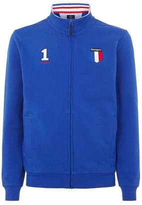 Hackett France Badge Sweatshirt