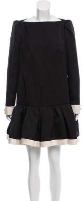 Marc Jacobs Long Sleeve Mini Dress w/ Tags