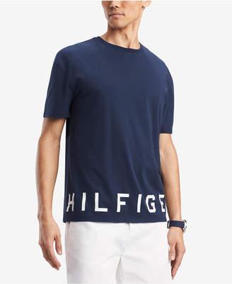 Tommy Hilfiger Men Oversized Logo T-Shirt