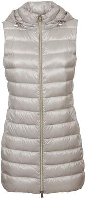 Herno Hooded Padded Gilet