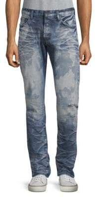 PRPS Congress Wrinkled Cotton Jeans