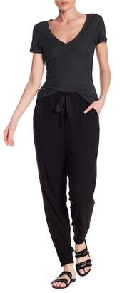 1 STATE 1.State Brushed Jersey Joggers
