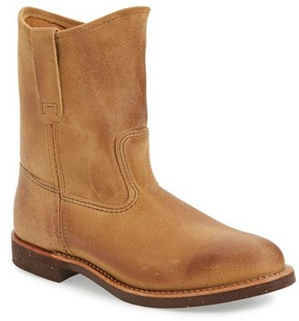Men's Red Wing 'Pecos' Pull-On Boot $320 thestylecure.com