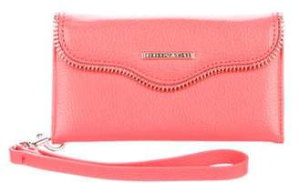 Rebecca Minkoff Iphone 6 Leather Wallet