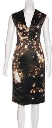 Cushnie et Ochs Sleeveless Midi Dress w/ Tags