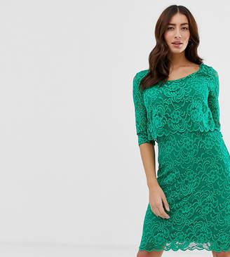 Mama Licious Mama.Licious Mamalicious lace nursing dress