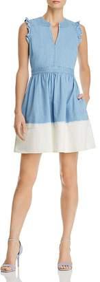 Kate Spade Dip-Dyed Denim Dress