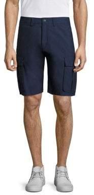 North Sails Howard Cotton-Blend Cargo Shorts