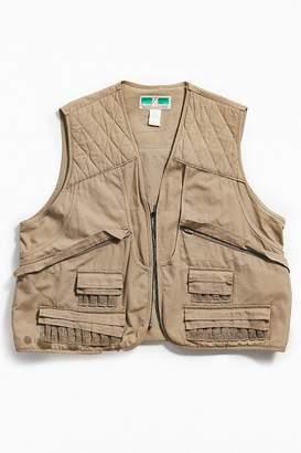 Urban Outfitters Vintage Vintage Game Winner Hunting Vest