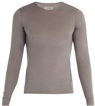 Blend of America Ashmei - Wool Baselayer Top - Mens - Grey