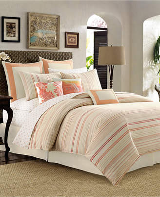 Tommy Bahama Home CLOSEOUT! La Scala Breezer Queen 4-Pc. Comforter Set
