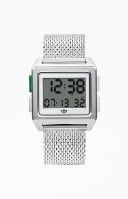 adidas Watches Watches Silver Milanese Archive_M1 Watch