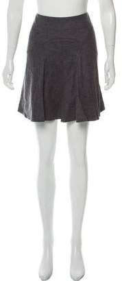 Derek Lam Wool Mini Skirt w/ Tags