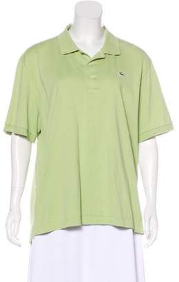 Lacoste Short Sleeve Polo Top