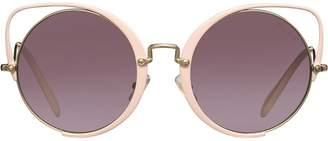 Miu Miu (ミュウミュウ) - Miu Miu Scenique Croisière sunglasses