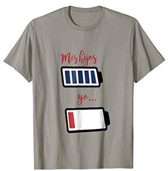 Battery Charging T-Shirt for Family