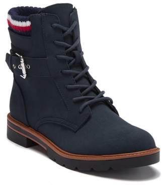 Tommy Hilfiger Morten 2 Lace-Up Ankle Boot