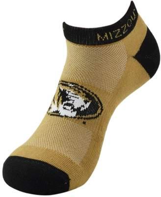 NCAA Kohl's Youth Missouri Tigers Spirit No-Show Socks