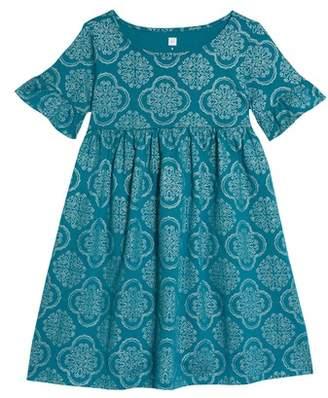Tea Collection Ruffle Sleeve Dress