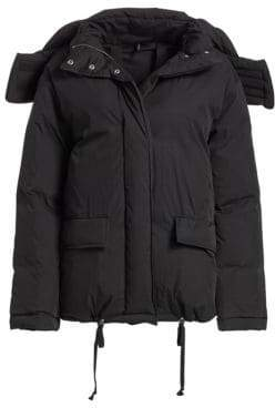 Helmut Lang (ヘルムート ラング) - Helmut Lang Down& Feather Fill Puffer Jacket
