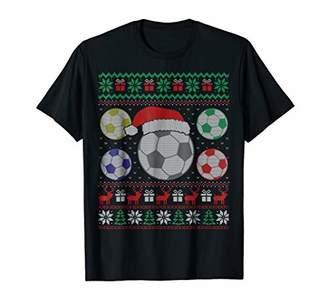 Christmas Gift For Soccer Lover Soccer Men Women T-Shirt