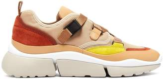 Chloé Sonnie low-top trainers