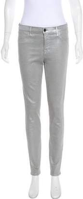 J Brand Mid-Rise Skinny Jeans w/ Tags