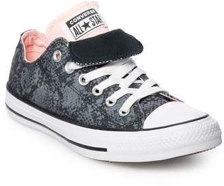 Converse Women's Chuck Taylor All Star Double Tongue Sneakers