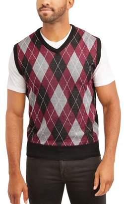 SAHARA CLUB Sahara Club Men's Argyle Sweater Vest