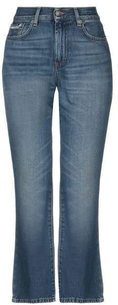 BLUE DE BLEU Denim trousers