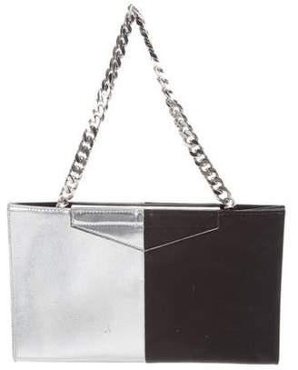 Fendi Bicolor Saffiano Bag