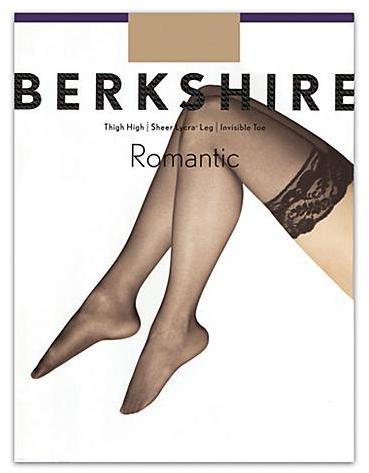 Berkshire Romantic Thigh Highs Panty Hose