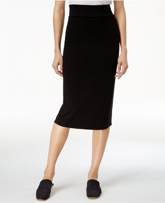 Free People Bring It Back Pencil Skirt $68 thestylecure.com