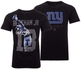 Majestic Men Odell Beckham Jr. New York Giants Notorious Player T-Shirt