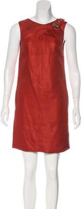 Gucci Sleeveless Mini Dress